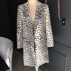 c1f7e51ff382 Emerson Fry Jackets & Coats - Emerson fry leopard wing tip coat 6
